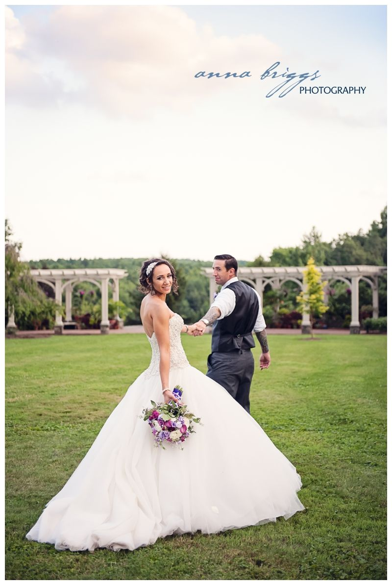 John leads Danielle to their happily ever after following their March 2015 ceremony.