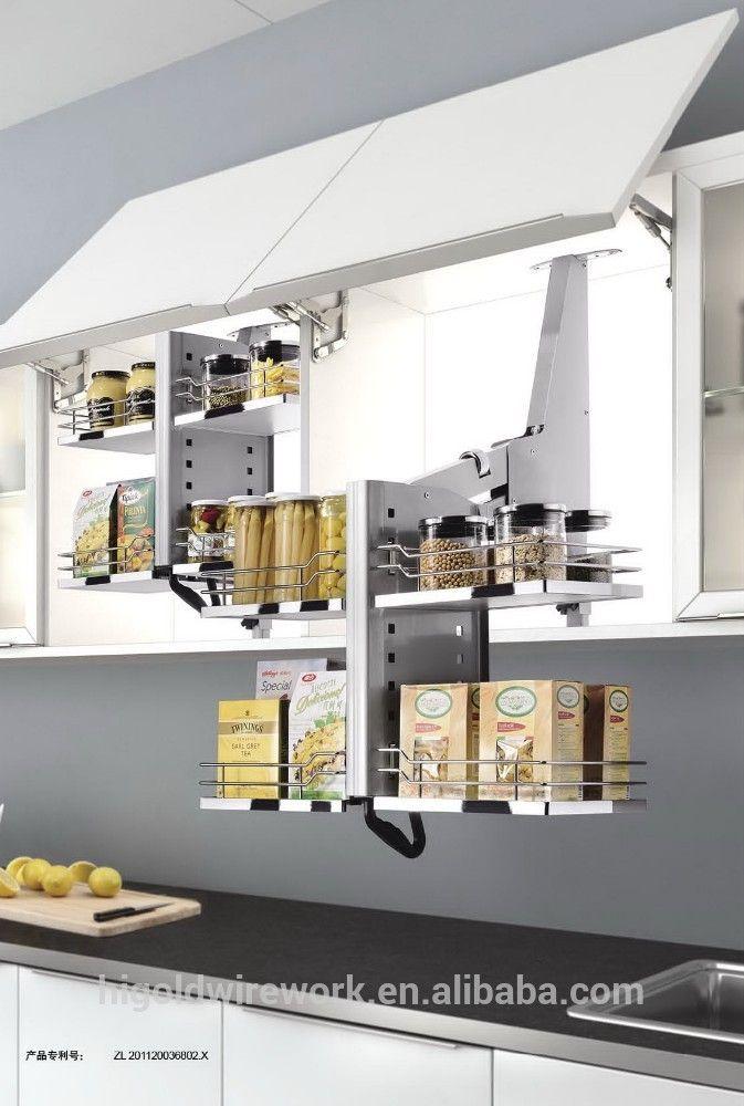 Best Modern Lift Basket Elevator Up And Down Kitchen Basket 400 x 300