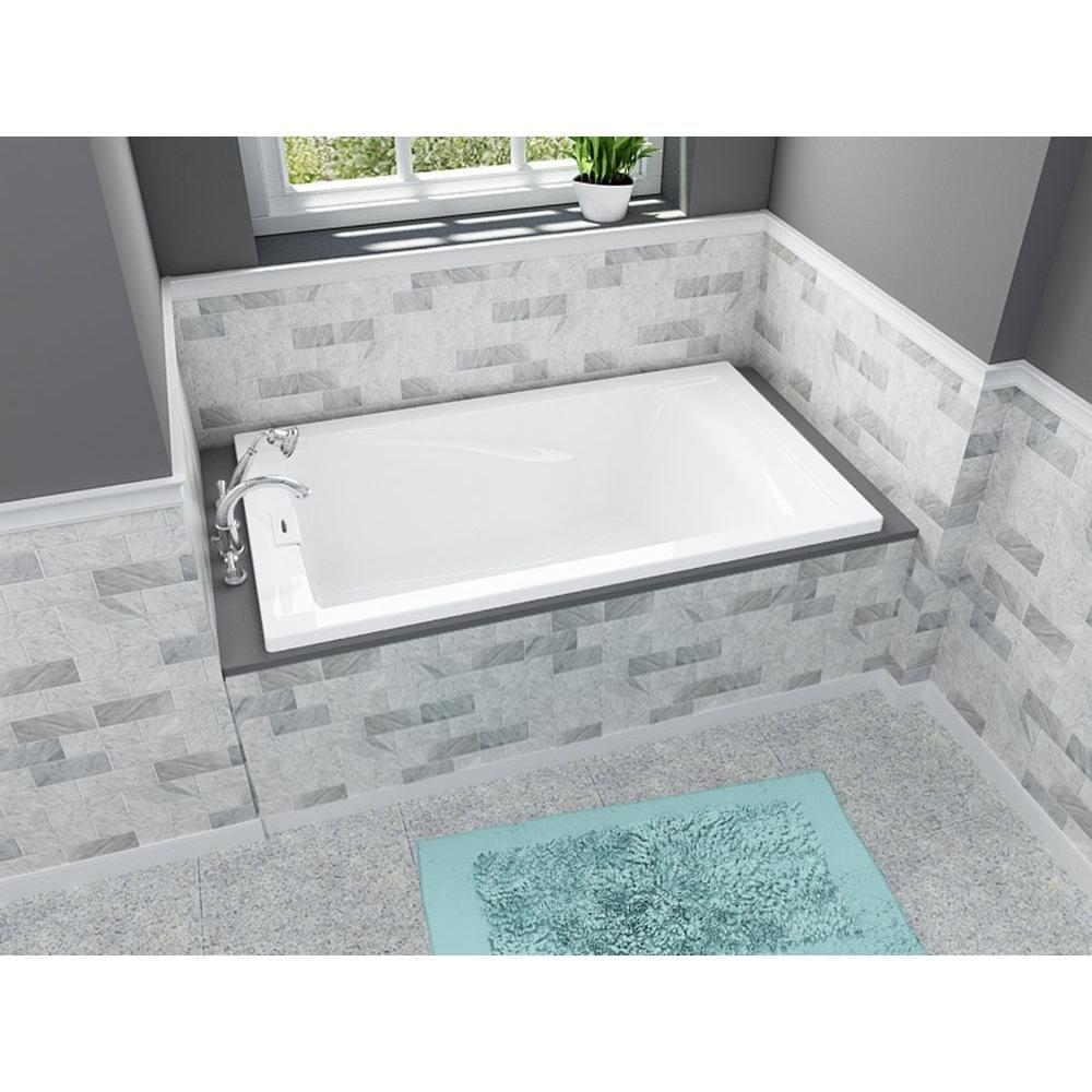 American Standard Everclean 5 Ft X 36 In Soaking Tub