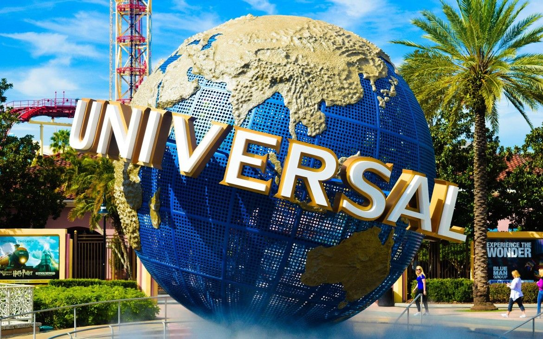 Universal globe Orlando