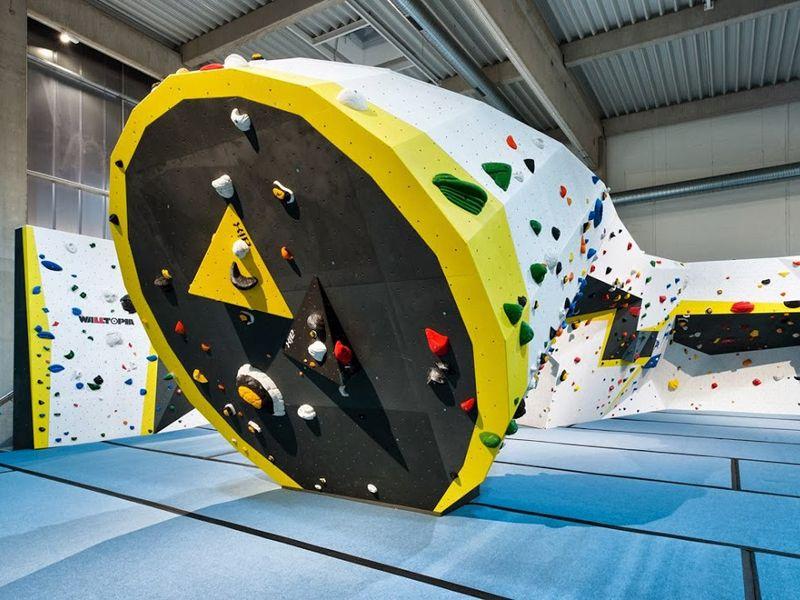 Walltopia Future Design For Climbing Gyms Google Search Rock Climbing Gym Indoor Climbing Bouldering Gym