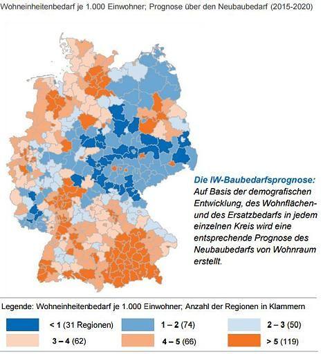 Grosse Deutschland Karte Wo Sie Jetzt Noch Eine Immobilie Kaufen Sollten Immobilien Kaufen Immobilien Wolle Kaufen
