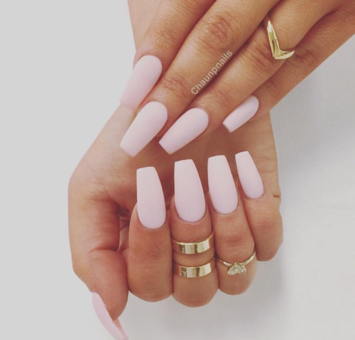 matte pink nails tumblr » Path Decorations Pictures | Full Path ...