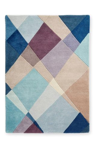 Abstract Diamond Rug From The Next Uk Online