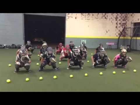 Jen Schro Catching Army - YouTube