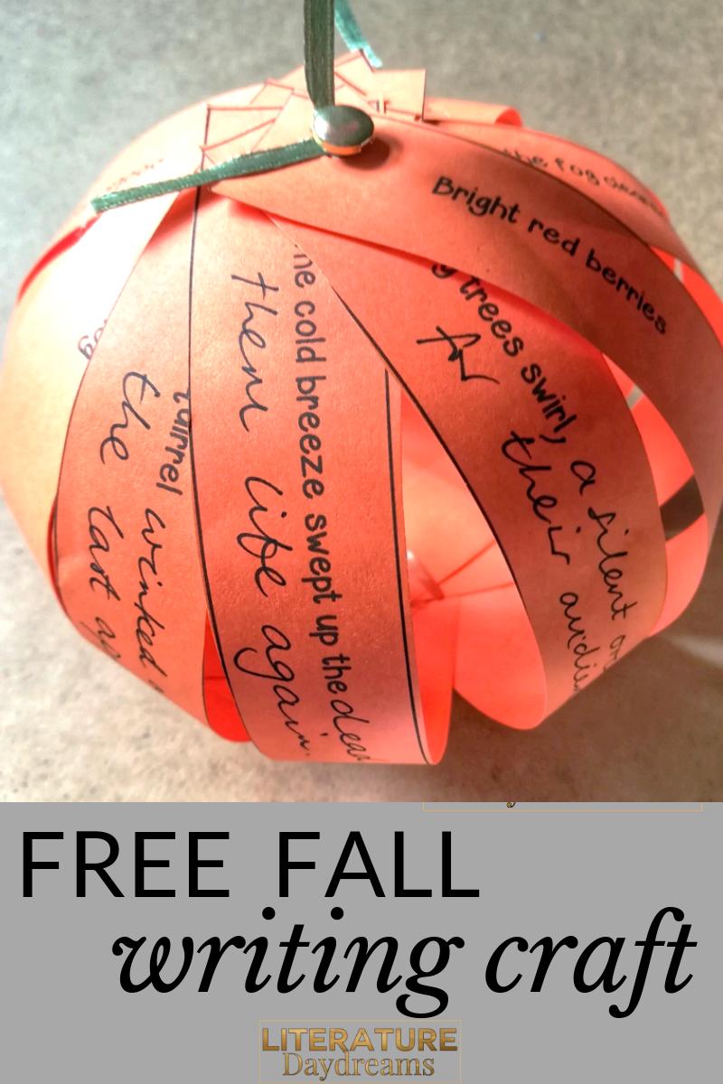 free creative writing class