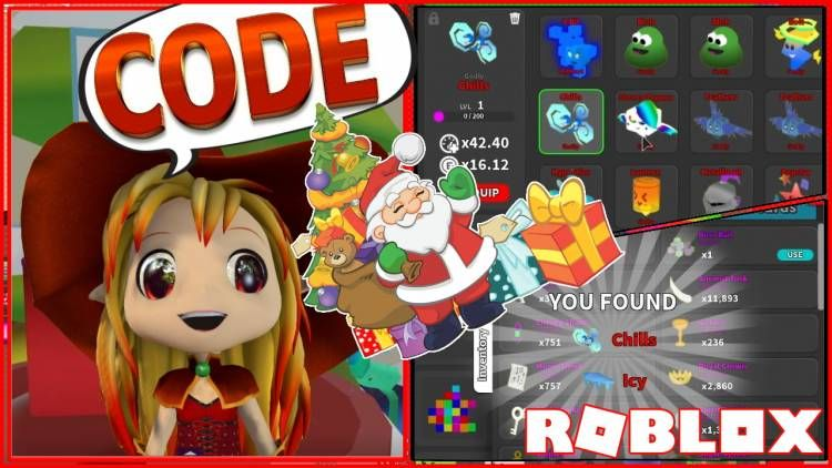 Roblox Christmas Present 2020 Codfe Roblox Ghost Simulator Gamelog   December 26 2019 in 2020