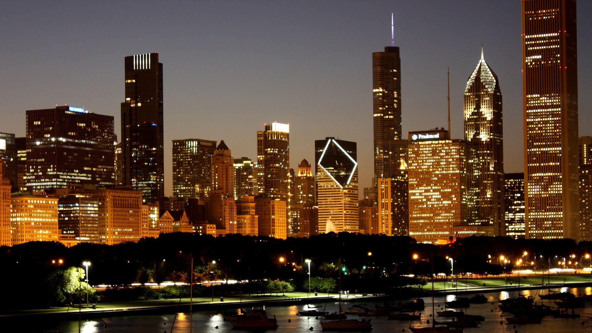 Chicago skyline wallpaper world wallpapers hd wallpapers chicago skyline wallpaper world wallpapers voltagebd Gallery