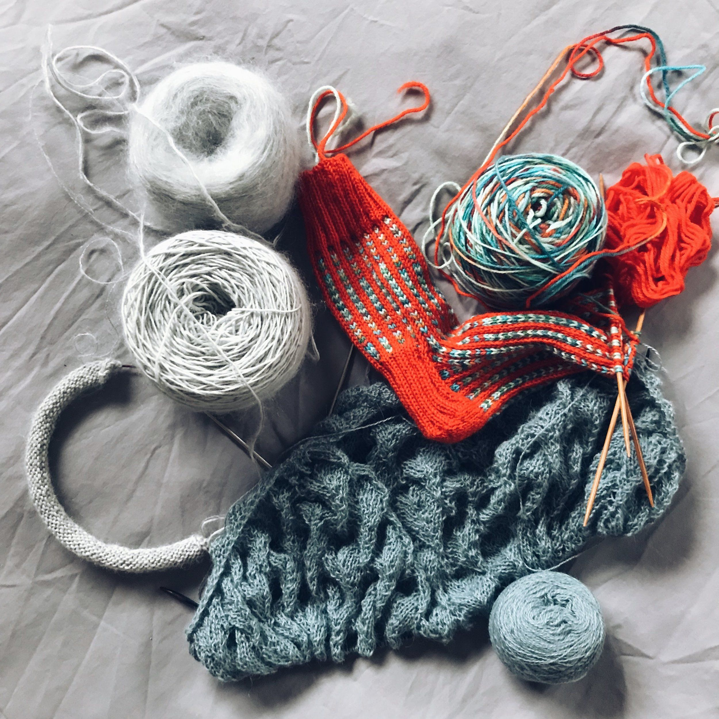 Mar 16 What's On, What's Off 5 (With images) Crochet
