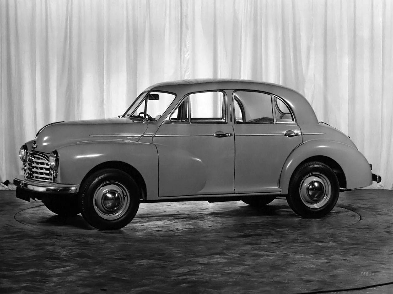 Morris oxford mo saloon 1954 56