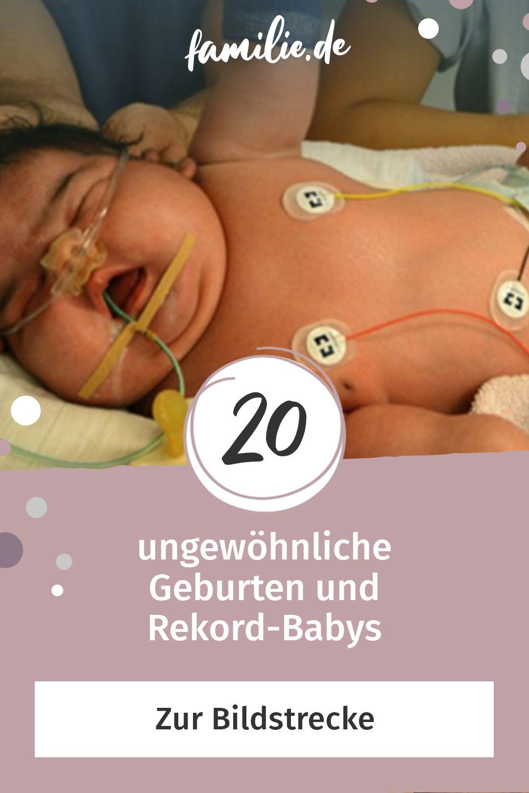 Schwerstes Neugeborenes