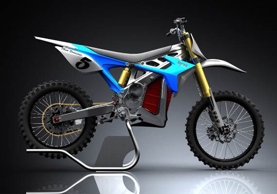BRD RedShift MX. All electric