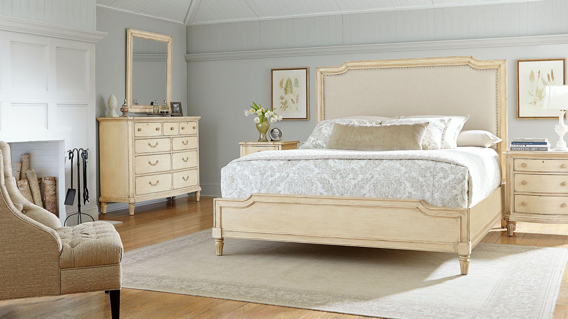 Cool European Cottage Bedroom Stanley Furniture Stanley Interior Design Ideas Gentotryabchikinfo