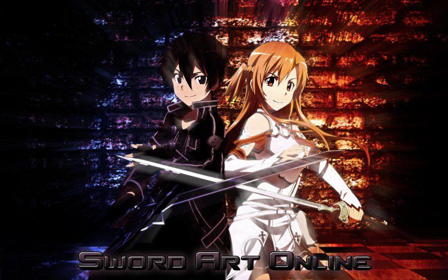 Sword Art Online Wallpaper By Skeptec On Deviantart Sword Art