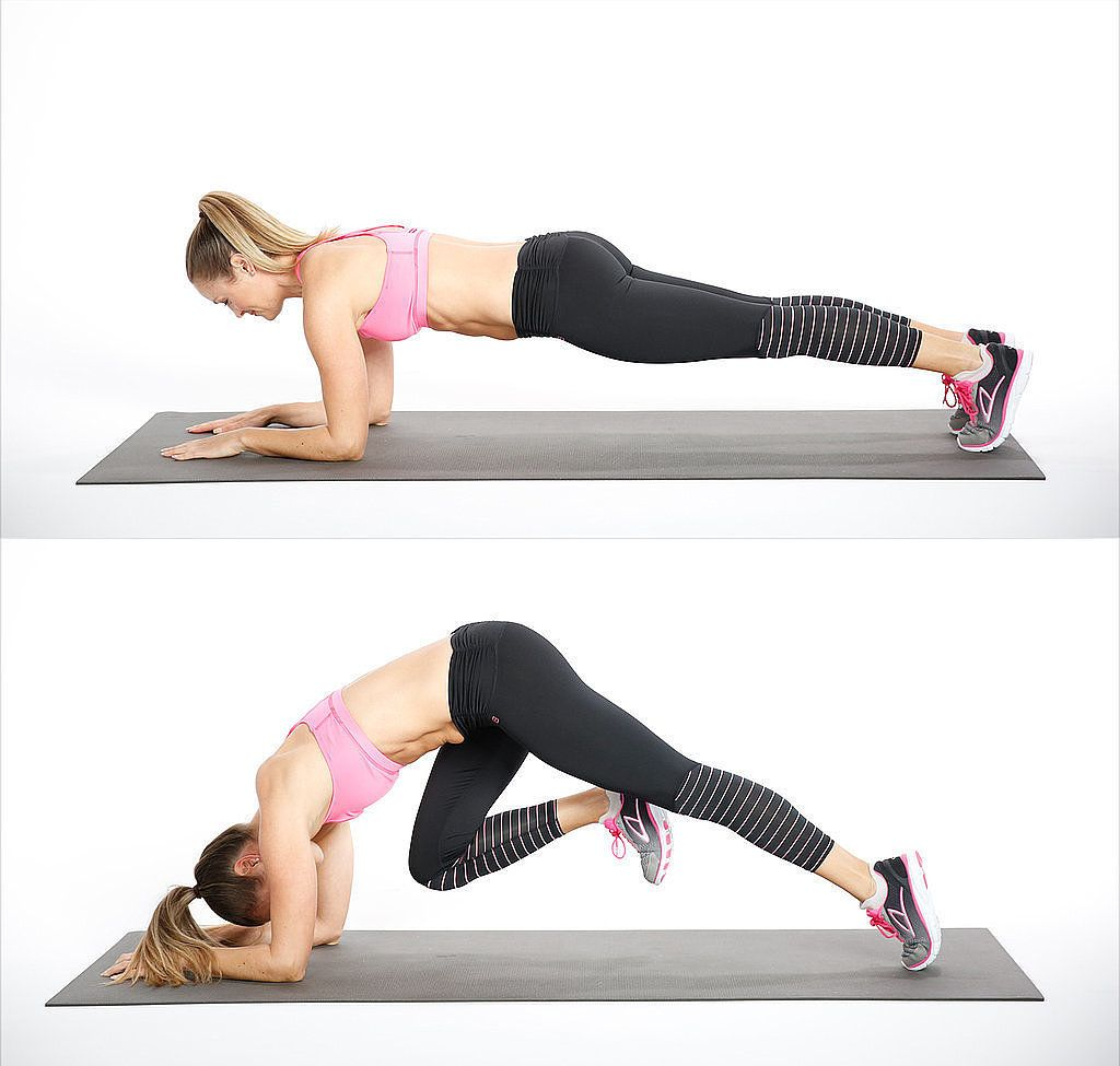 The Best Cardio Exercises You Can Do in Your Living Room | Plank ...