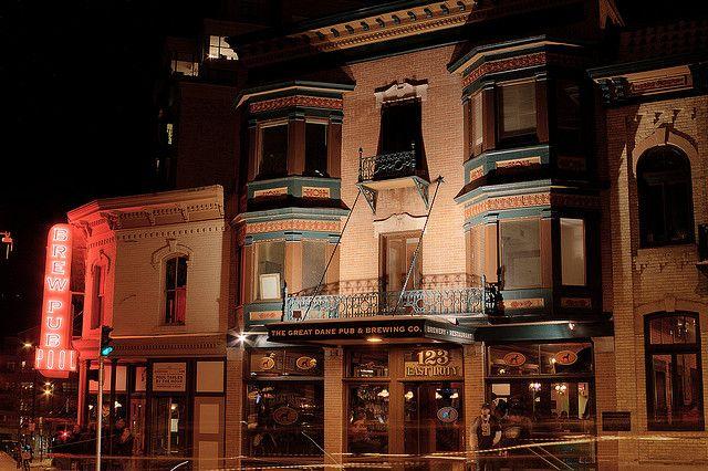 The Great Dane Madison Wi Madison Wisconsin Brew Pub Wausau