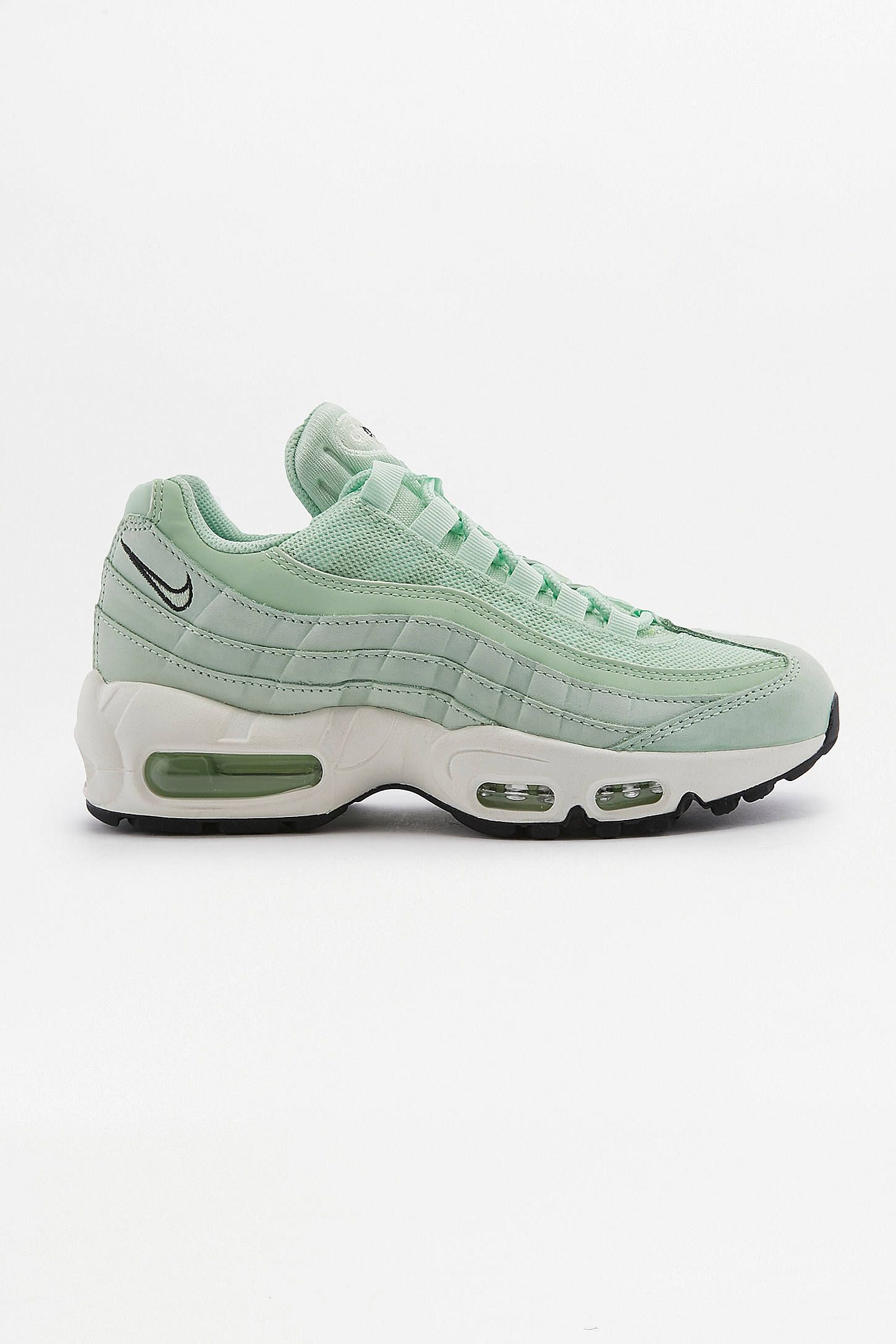 the latest d52ac 48a0c Basket nike - Air max 95 couleur menthe 155€