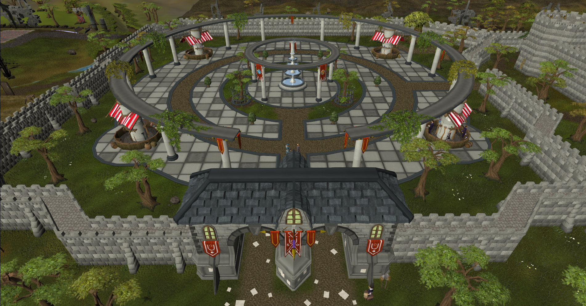 Pin by James Cornwell on Grand exchange Level design