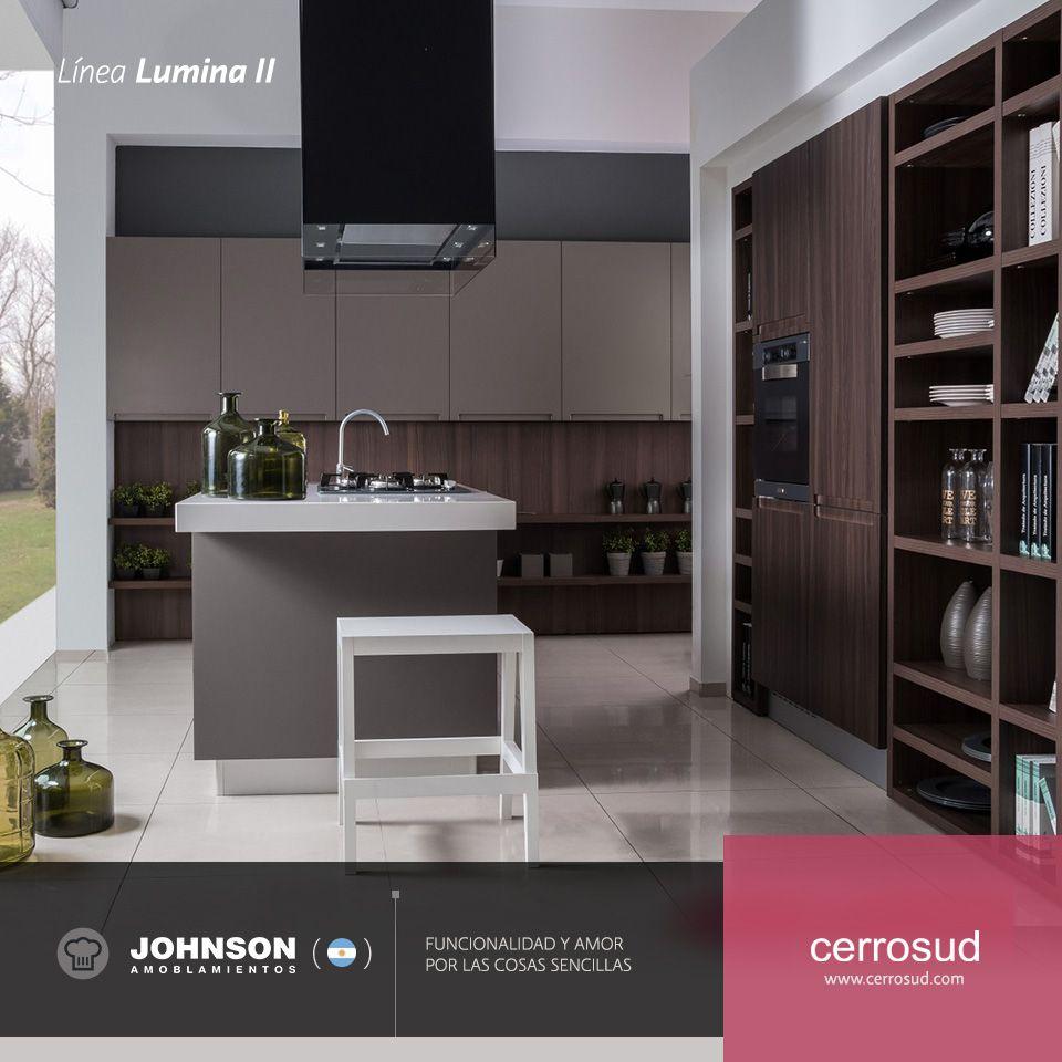JOHNSON ACERO · Lumina II Visita Cerrosud · Distribuidor Oficial ...