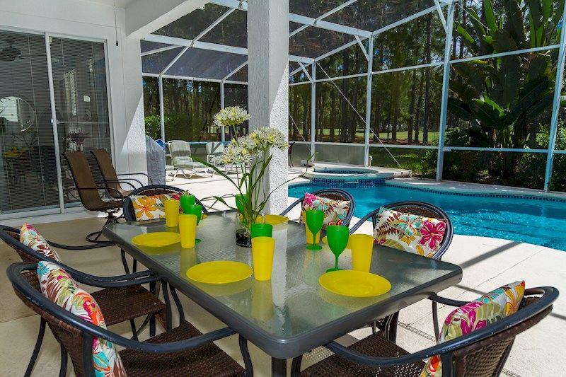 Image 9 Orlando villa, Outdoor furniture sets, Home decor