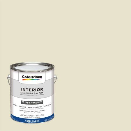 Luxury Gallon White Paint