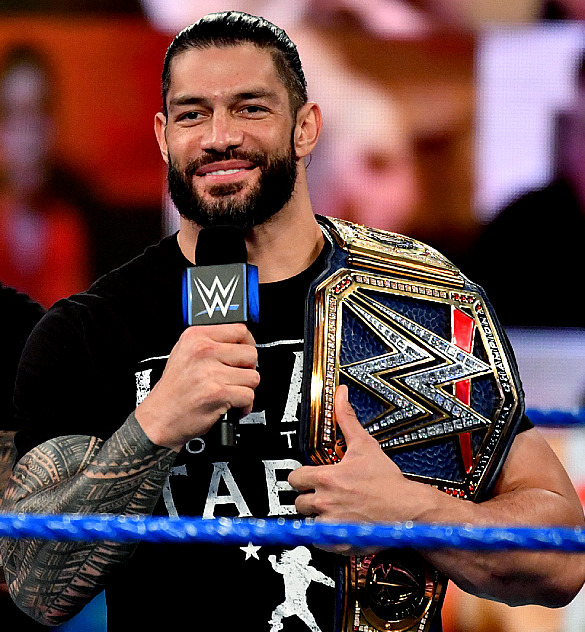 Born To Conquer In 2021 Roman Reigns Smile Wwe Roman Reigns Roman Reigns