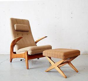 Design: Rolf Rastad & Adolf Relling Modell: Rock'N'Rest Lounge Chair