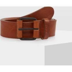 Cinturón de cuero en coñac joop
