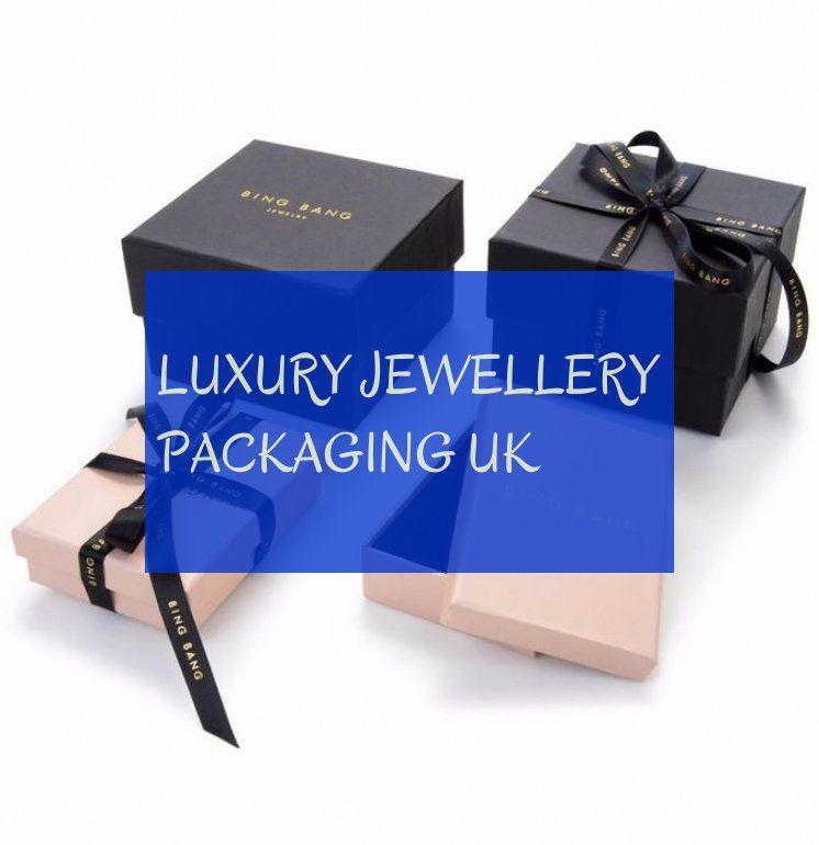 Luxury Jewellery Packaging Uk