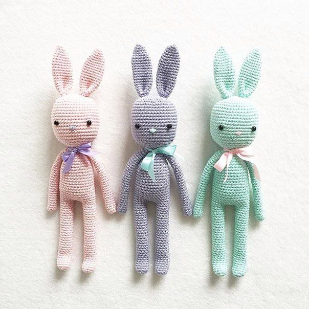Raduga Pinterest Amigurumi Patterns