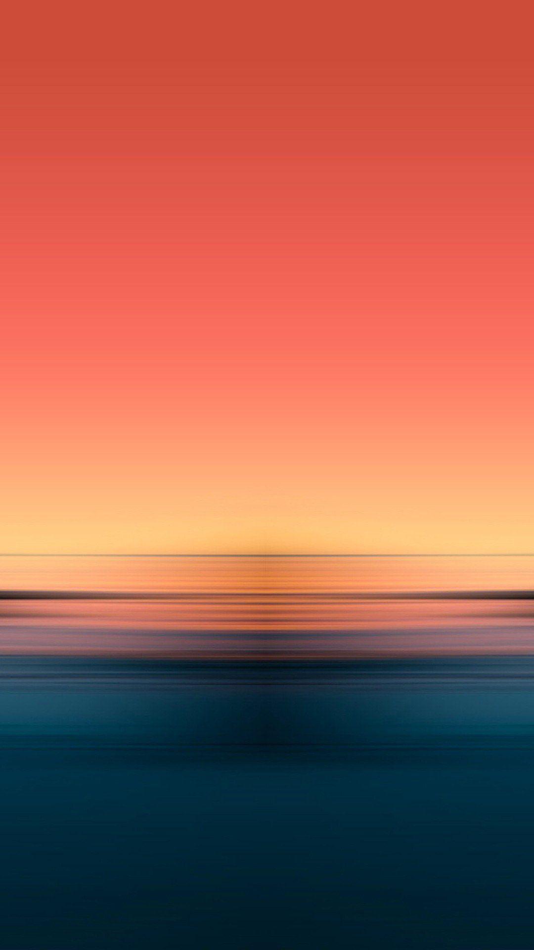 Evening color gradient blurred landscape visual Wallpaper Background Evening color gradient blurred landscape visual Wallpaper Background