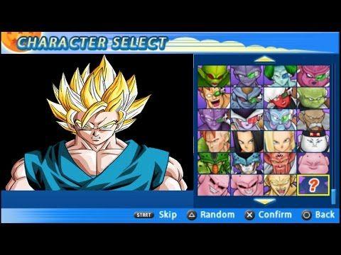Goku SSJ AF Green Costume | DBZ Tenkaichi Tag Team Xenoverse