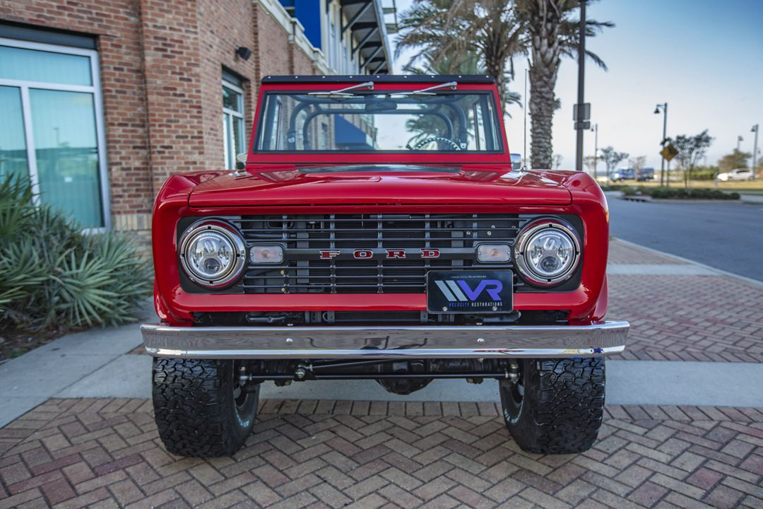 1970 Ford Bronco In Liquid Platinum Ford Bronco Classic Trucks