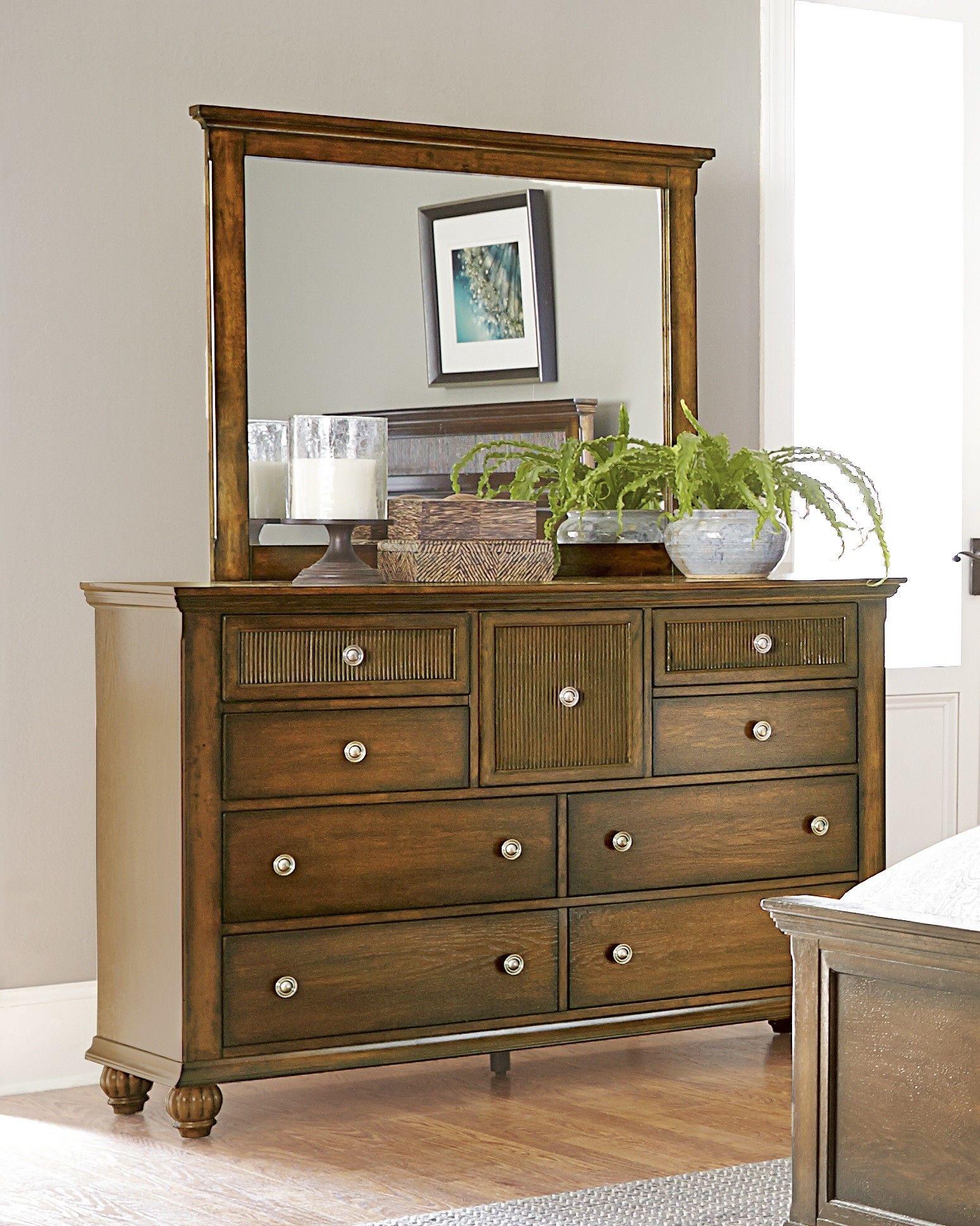 Langham Rectangular Dresser Mirror