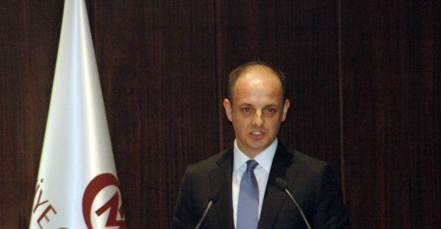 Murat Çetinkaya Başkanlı Merkez'in ilk faiz kararı