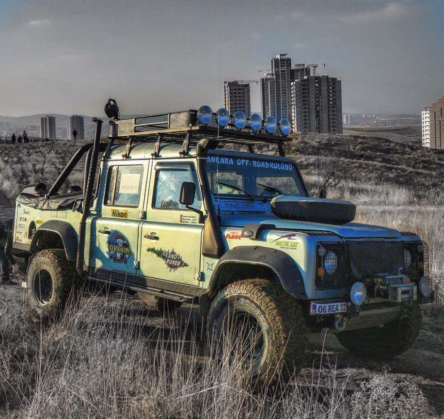 Land Rover Defender 110 Td5 Landroverdefender Td5: Land Rover 130 Td5