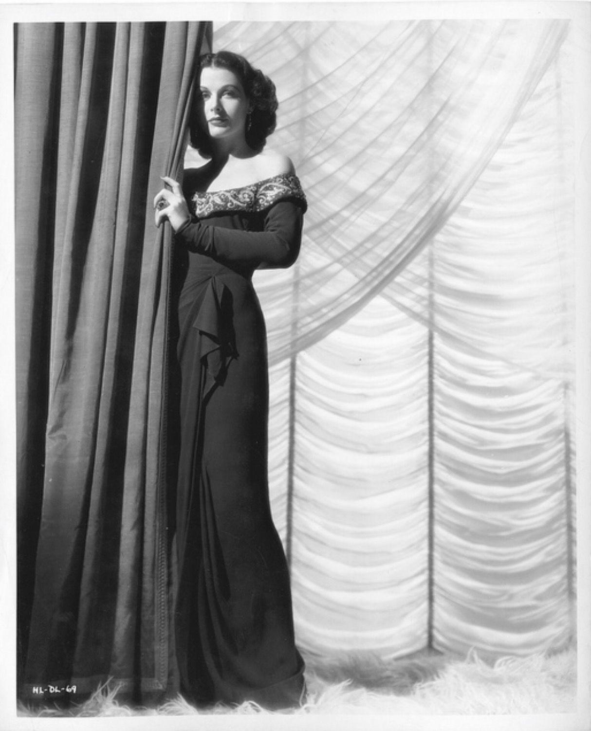 Hedy Lamar.