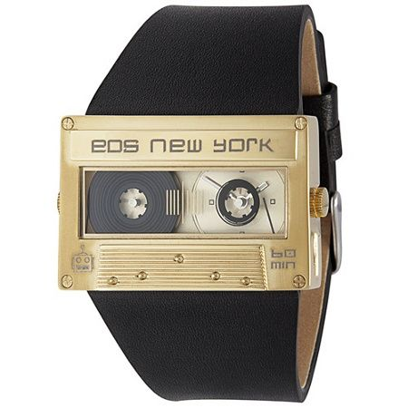 g.ban's world: You're So Oldschool!: Cassette Tape Watches