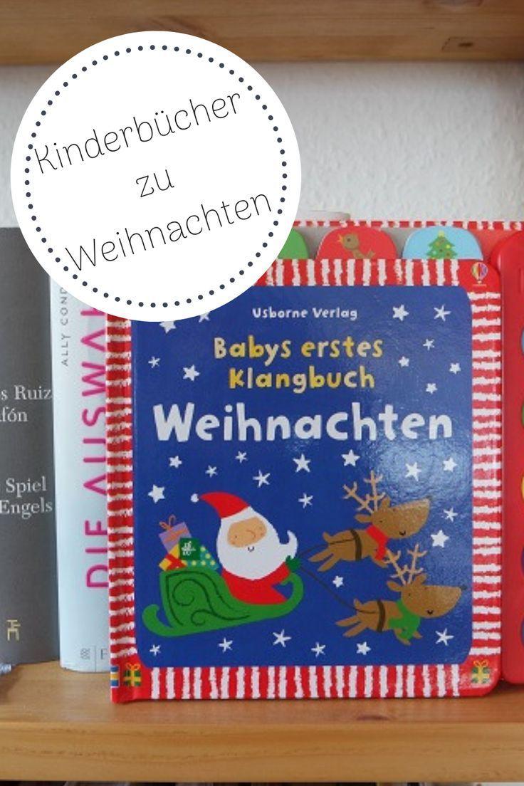 Babys erstes Klangbuch – Weihnachten | Weihnachten | Pinterest