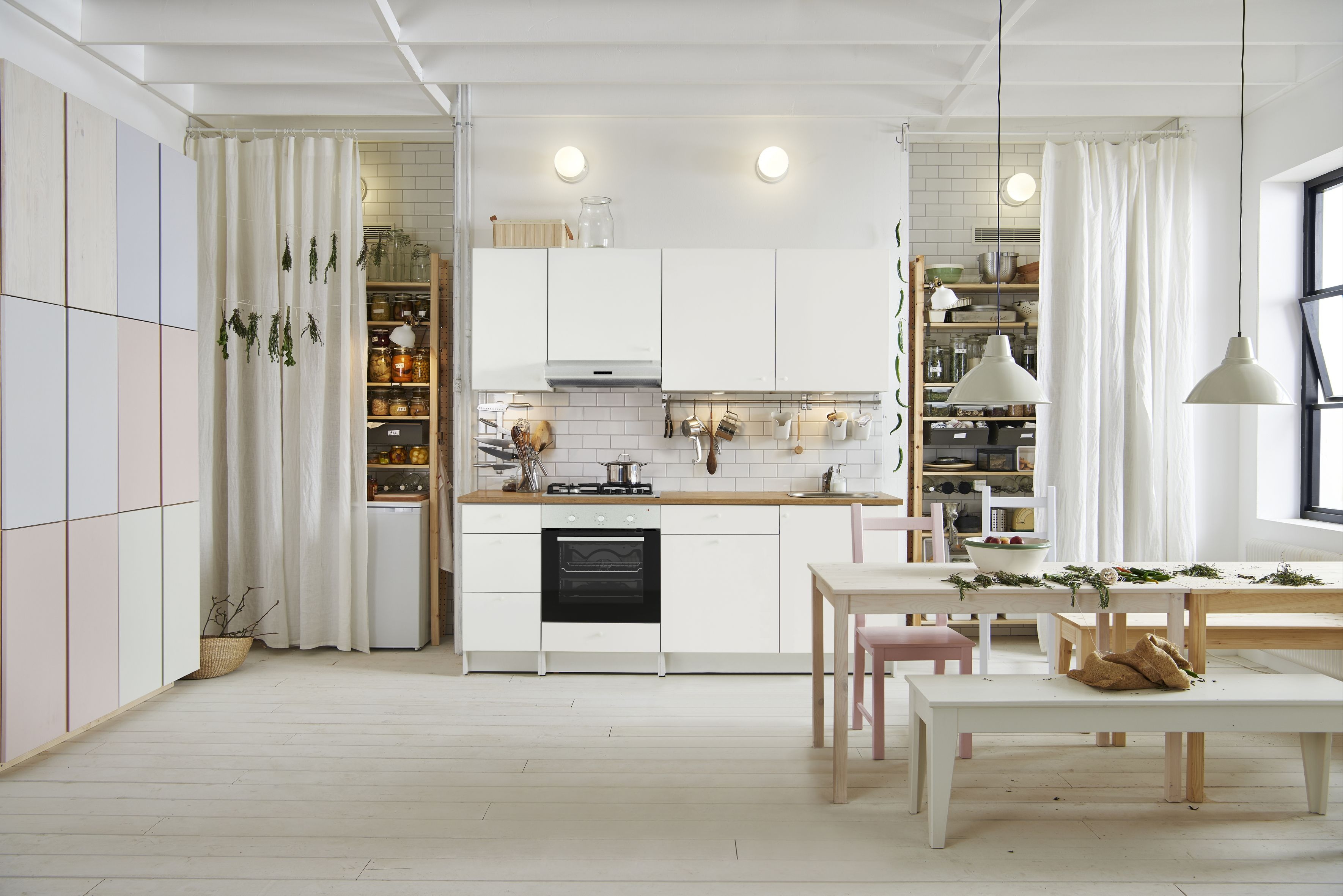 Want to create the perfect family kitchen? Ikea kitchen