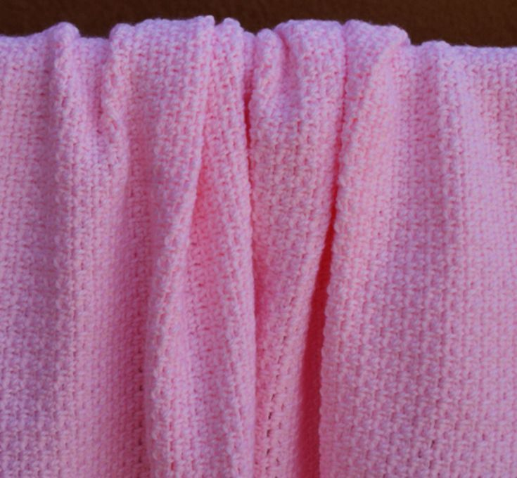 Learn How to Crochet A Blanket with This Easy, Free Pattern ...
