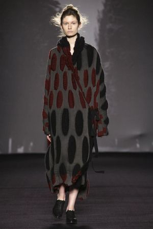 Uma Wang Ready To Wear Fall Winter 2014 Milan