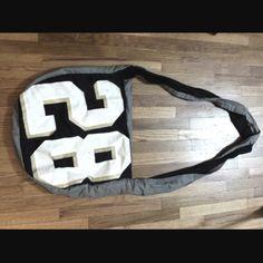Football jersey made into a bag.  6d903d757