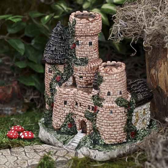 Magical Castle #fairygarden