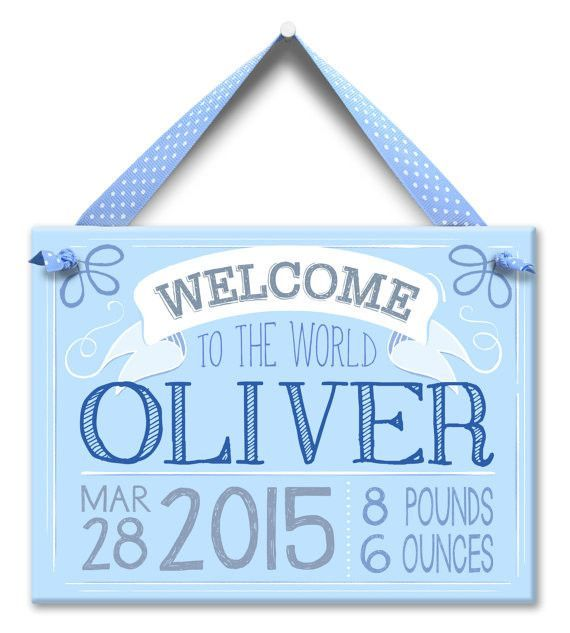 Welcome boy custom nursery plaque lwc 007b boys babies and gift welcome boy custom nursery plaque lwc 007b keepsake baby giftsunique negle Image collections