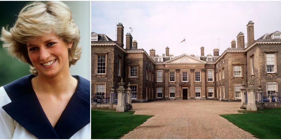 Princess Diana And Althorp Estate Nbc News Special