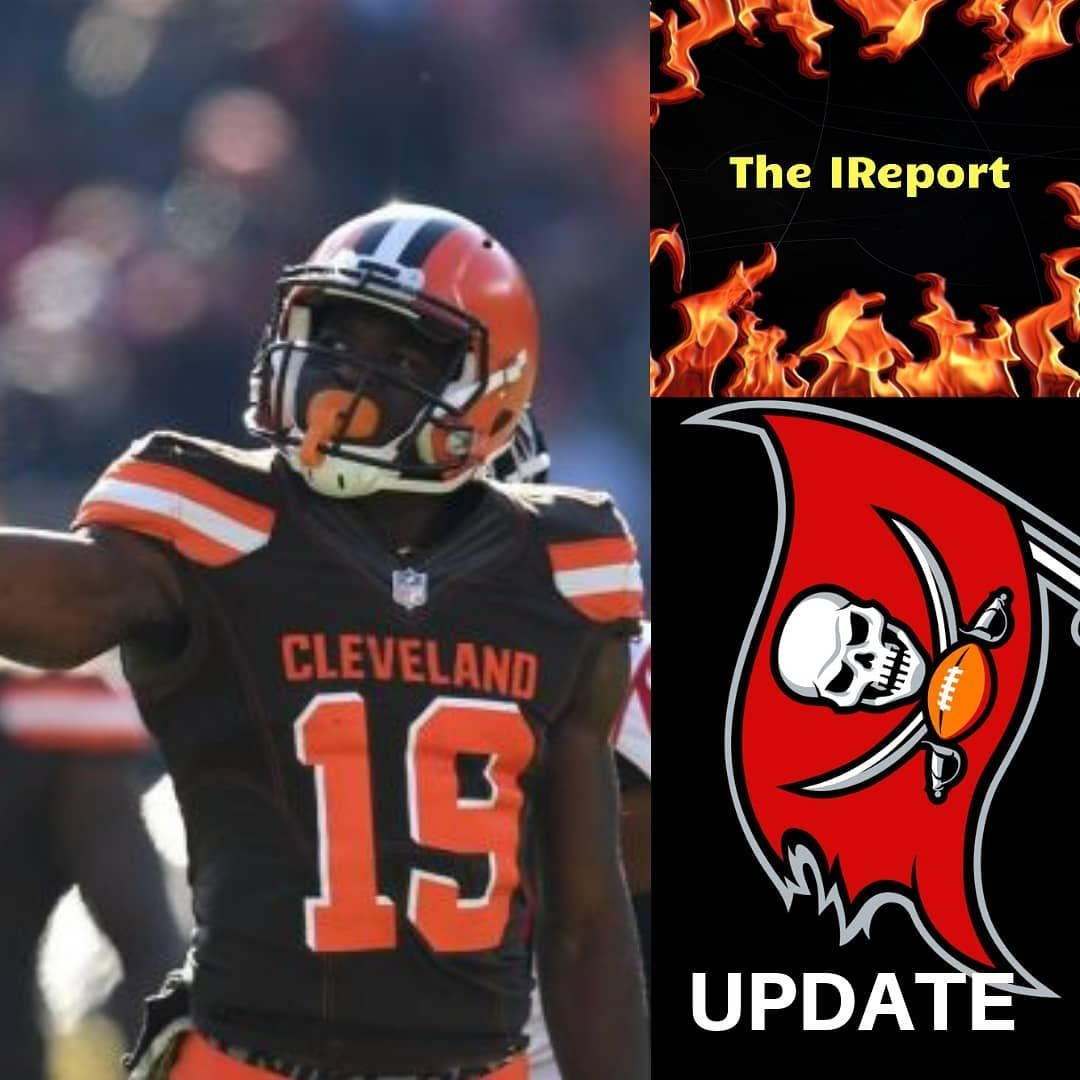 Tampa Bay Buccaneers Wr Breshad Perriman Is Being Held Out Of Ota S With A Shoulder Injury Tampabaybuccaneers Shoulder Injuries Buccaneers Football Tampa Bay