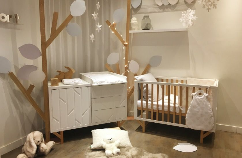 Natalys X Hekla Collection Forest Clem Around The Corner Idee Deco Chambre Idees Deco Chambre Fille Deco Chambre Fille