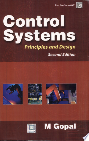 Control Systems Pdf By M Gopalpublished On 2002 By Tata Mcgraw Hill Educationthis Book Was Ranked At 13 In 2020 Books To Read Online Ebooks Free Books Control System