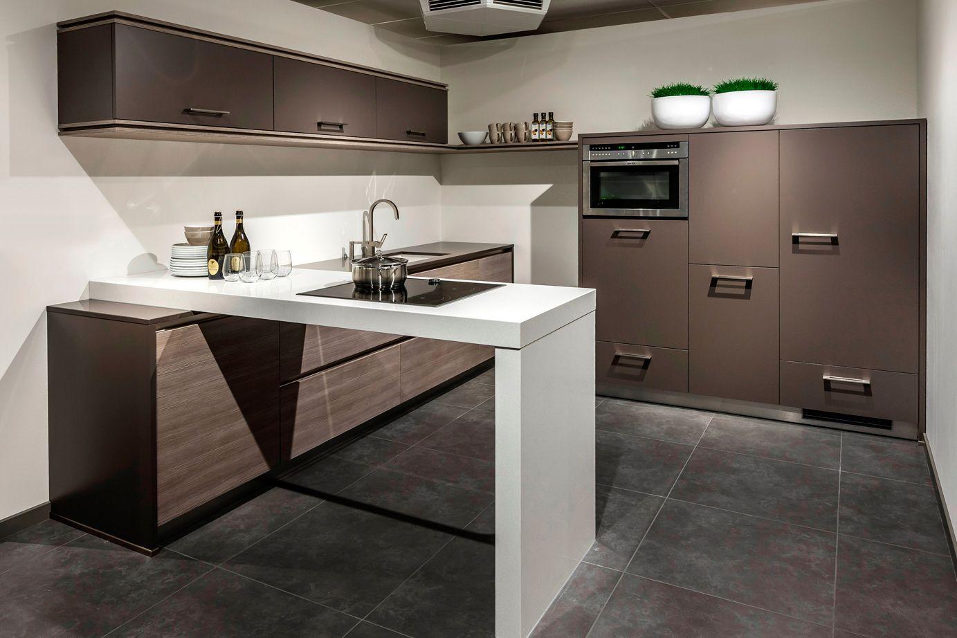 Moderne keuken dbkeukens kitchen pinterest keuken keukens en moderne keukens - Moderne kleine keuken ...